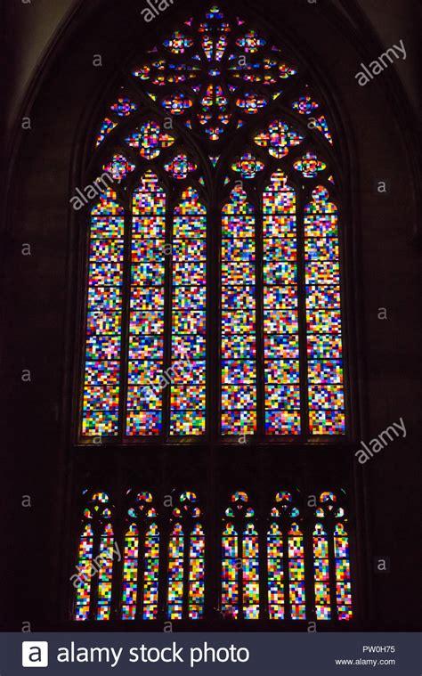 Fenster Und Tuerenkaufhaus In Koeln by K 246 Ln Richter Fenster Modernes Kirchenfenster Im K 246 Lner