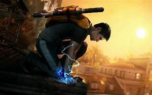 Infamous For PS3 Wallpapers | HD Wallpapers | ID #9198