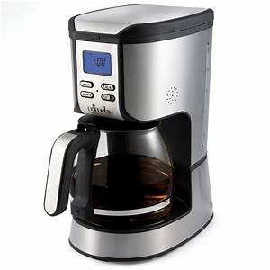 Primula Speak n' Brew - Talking Coffee Maker - The Green Head