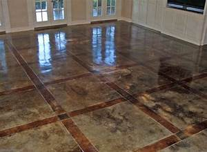 how to prepare concrete floor for painting home fatare With preparing concrete floor for epoxy