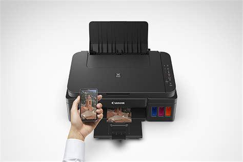 The setup process consists of 2 parts: Canon U.S.A., Inc. | PIXMA G3200