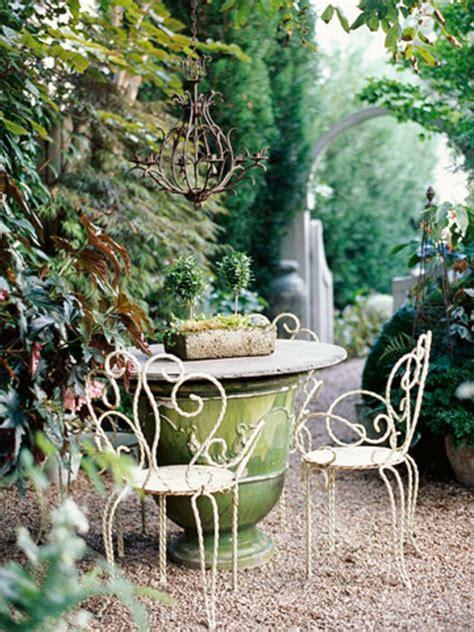 Garten Deko Vorschläge by Deko Ideen Im Garten Leichte Und M 228 Rchenhafte Vorschl 228 Ge