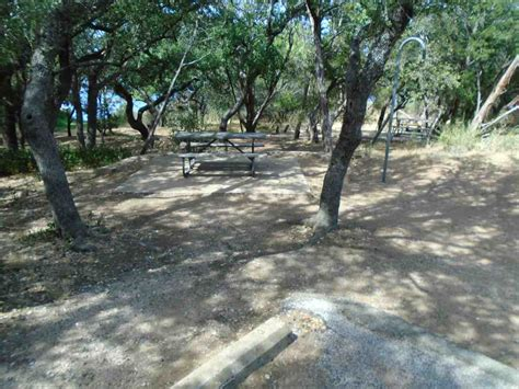 inks lake state park campsites  water texas parks wildlife department