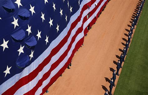 Why the Star-Spangled Banner is Played At Sporting Events ...