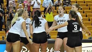 WMU Volleyball hosts Holiday Inn West Invitational | MLive.com