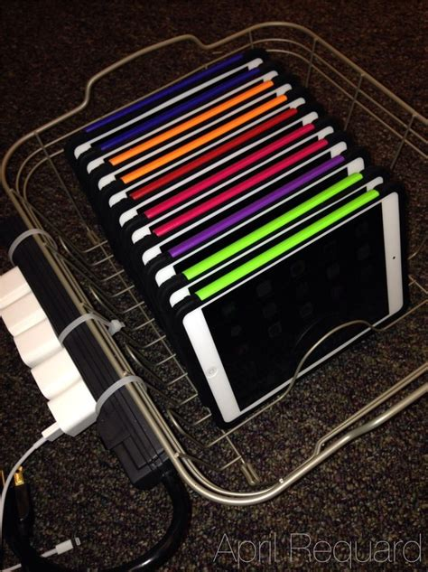 diy charging station ideas    tidy cables diy furniture ideas pinterest ipad