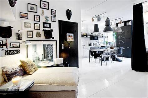 chic studio apartment   stylish urban design
