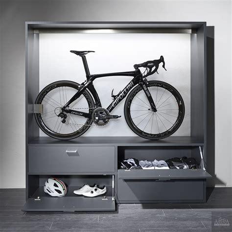 bici da casa apollo mobile porta bici da casa con vani porta abbigliamento