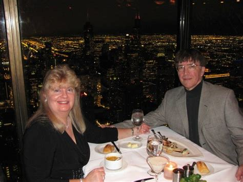 95th Floor Hancock Dinner Reservations by The Signature Room On 95th Floor South View Of City