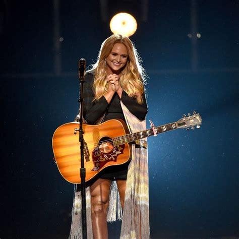 Miranda Lambert Makes History at ACM Awards as Lead Vocalist