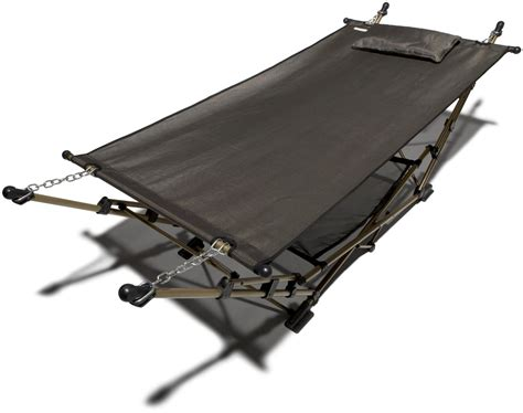 Hammock Carry by Strathwood Basics Portable Folding Hammock With Carry Bag