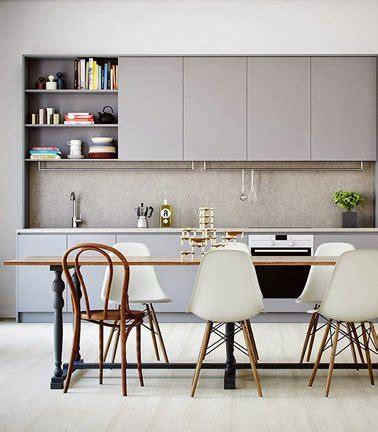 souris cuisine peinture gris souris et anthracite pour relooker meubles