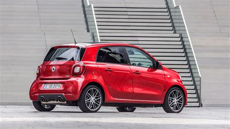 Smart : Smart Forfour Brabus (2016) Review