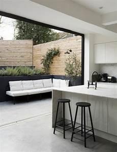 Offene Küche Ideen : offene k che ideen so richten sie eine moderne k che ein houses ~ Watch28wear.com Haus und Dekorationen