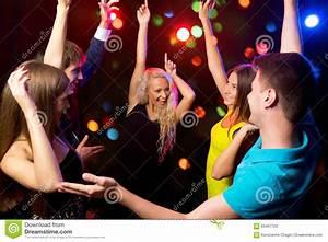 Young People At Party. Stock Photo - Image: 63497723