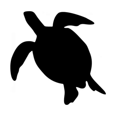 tableau cuisine ardoise stickers tortue silhouette stickers malin