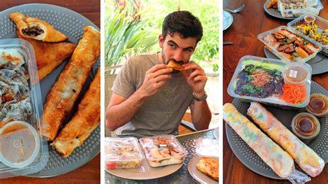 cuisine a emporter test de cuisine à emporter calédonienne food taste test