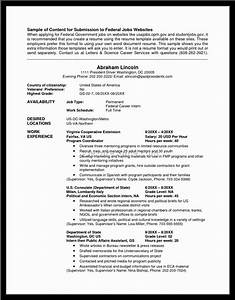 Best resume format for government jobs cover letter for Federal resume writers