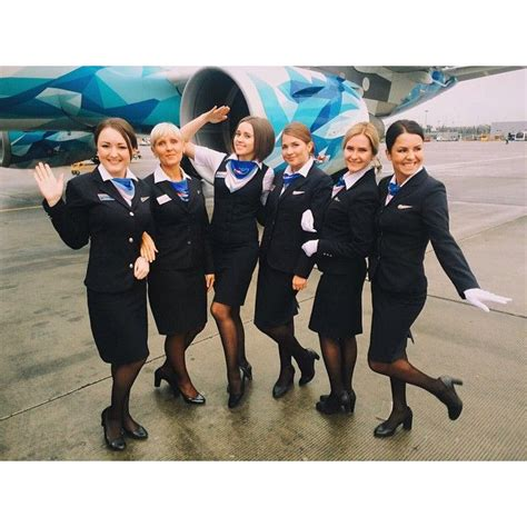 join  mile high club   sexy stewardesses part