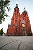 Szlaki Kulturowe: Legnica- the Cathedral of Saints Peter ...