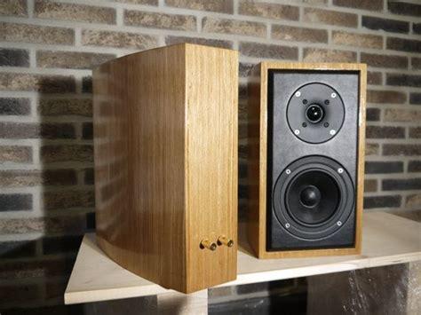 handcrafted bookshelf speakers vifa scan speak diy