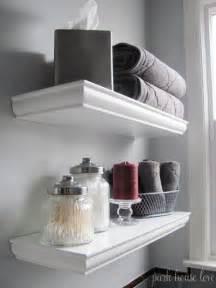 bathroom shelf decorating ideas best 20 floating shelves bathroom ideas on