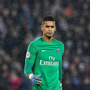 Alphonse Areola  The Paris Saint