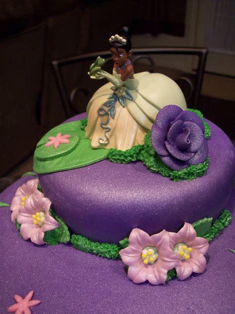 mymonicakes princess   frog princess tiana cake