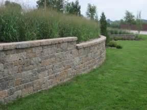 Brick Retaining Wall Design