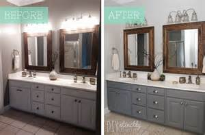 painting ideas for bathroom walls painted bathroom cabinets diystinctly made