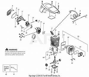 Poulan P4018 Gas Saw  4018