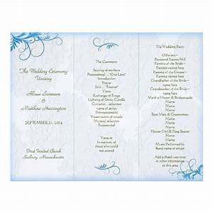 wedding programs templates tri fold wwwpixsharkcom With templates for church programs