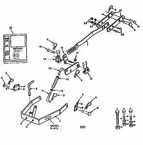 Craftsman Sleeve Hitch Parts