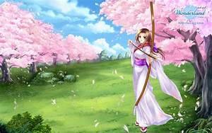 Cherry Blossom Anime Pics - Anime Photo (27505470) - Fanpop