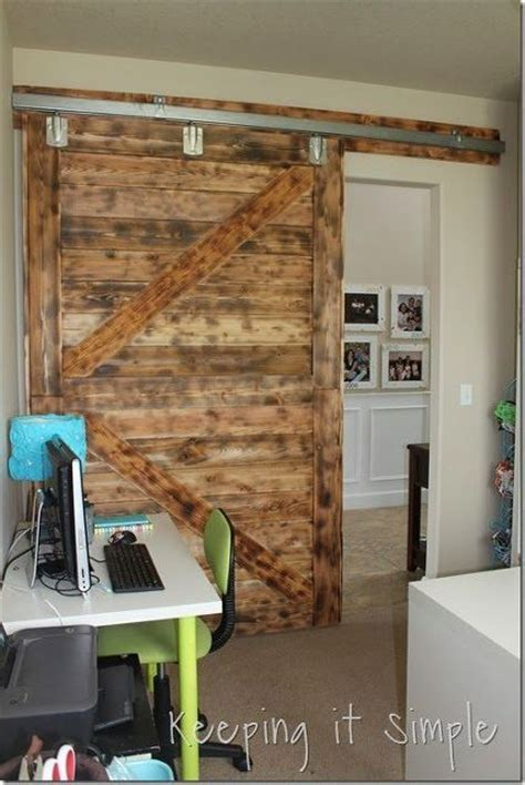 diy large barn door perfect  large openings diy