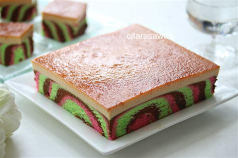 kek puding karamel caramel pudding cake resepi terbaik