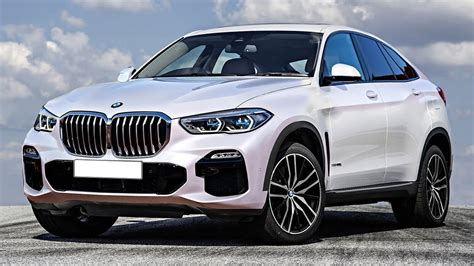 Bmw X6 2019 by New 2019 Bmw X6 G06 Rendering