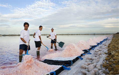 chaque jour nous inventons une vie au sel