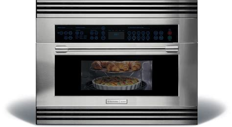 electrolux wavetouch electrolux e30so75fps 30 inch high speed oven with 1 1 cu