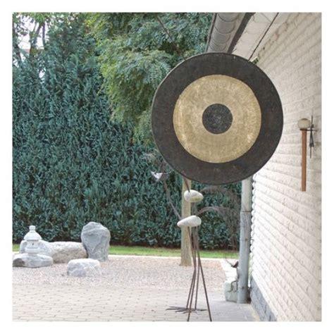 Japanischer Garten Gong by Tam Tam China Gongs Dekorationen Zubeh 246 R Garten