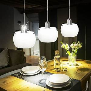 Deckenlampe Für Wohnzimmer : deckenleuchte deckenlampe wohnzimmer esszimmer e14 glas nickel modern eglo88735 kaufen bei www ~ Frokenaadalensverden.com Haus und Dekorationen