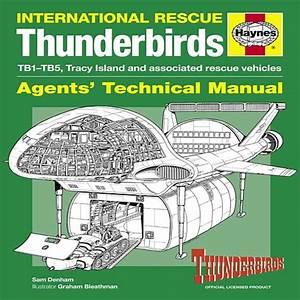 Buy Thunderbirds Manual  Agents U0026 39  Technical Manual