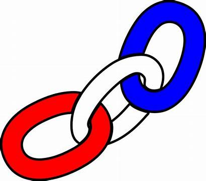 Chain Chains Clipart Links Clip Action Link