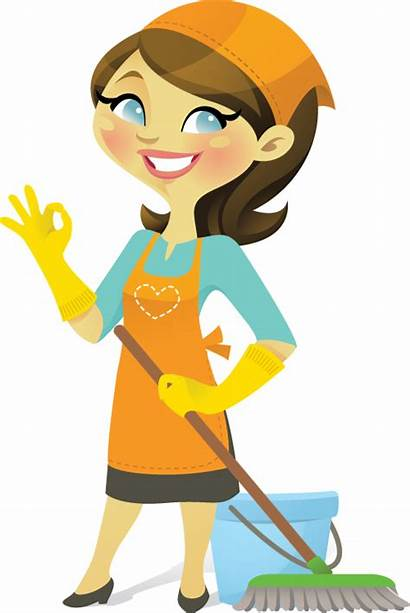 Clipart Cleaning Lady Clip Clipground Help Restaurants