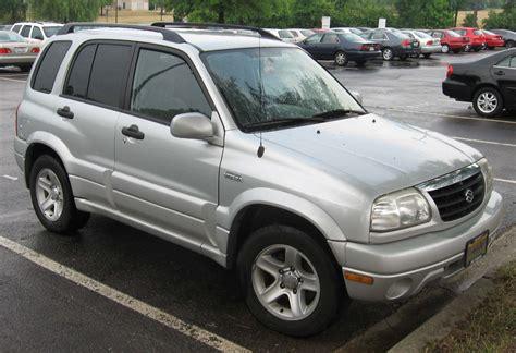 2002 Suzuki Vitara by 2002 Suzuki Grand Vitara Information And Photos Momentcar