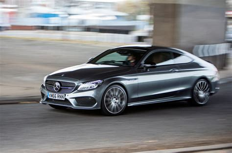 mercedes amg   matic coupe review review autocar