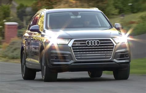 2018 Audi Q7  Review, Redesign And Other Changes