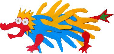 Knutselen Draak by Knutselen Voor Kinderen Chinees Nieuwjaar