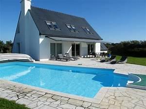 maison vacances avec piscine tregunc location 6 personnes eric With location maison avec piscine dans le sud