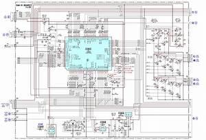Electro Help  Sony Cfd-rg880cp  U2013 Service Mode  U2013 Circuit Diagram